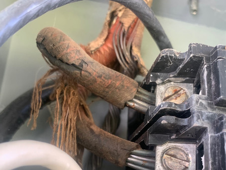 Is Cloth Wiring Dangerous?