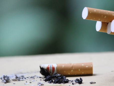 How to Remove Cigarette Smoke From a Home.