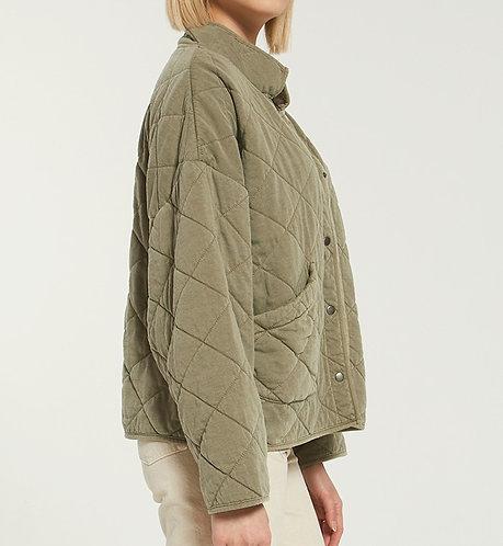 ZS Maya Quilted Jacket (O)