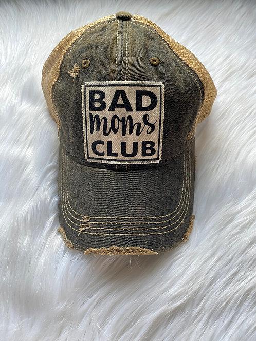 Bad Moms Club Hat