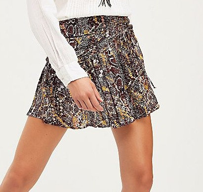FP Saturday Sun Mini Skirt (M)