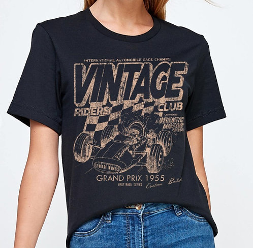 Vintage Riders Club Graphic