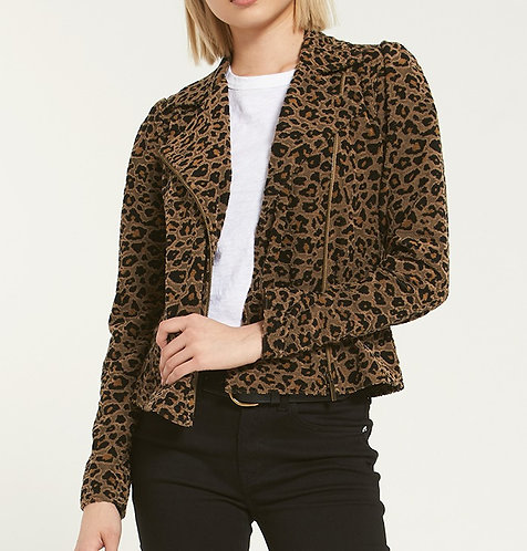 ZS Charley Leopard Jacket