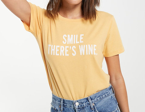 ZS Smile There's Wine Graphic