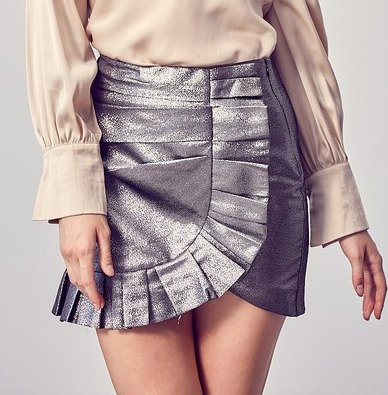 Right on time Skirt