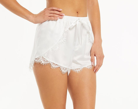 ZS Only Love Satin Shorts