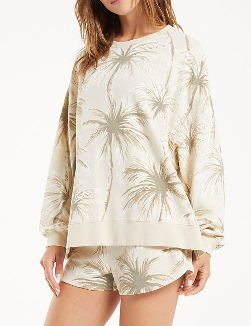 ZS Modern Coconut Palm Weekender