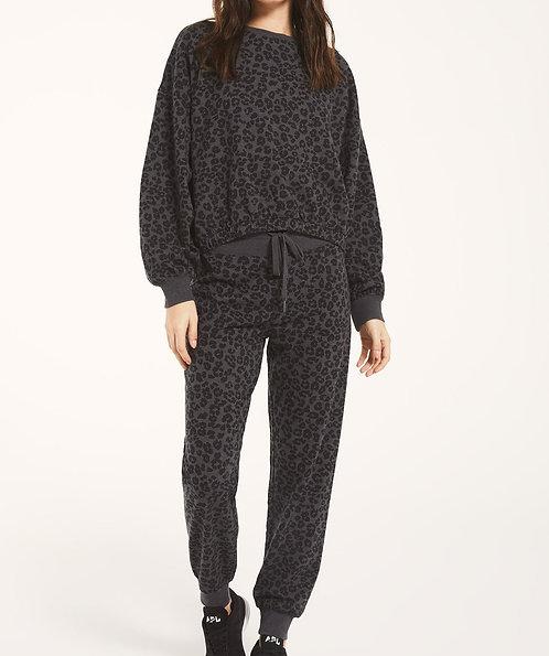 ZS Mason Leopard Pullover