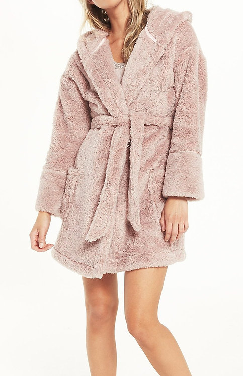 ZS Dusty Rose Robe