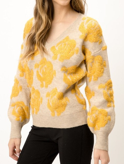 Field of Dreams Sweater