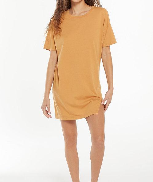 Z Supply Banks Organic Tshirt Dress