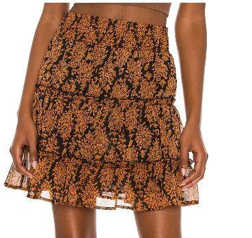 Beauty Mini Skirt