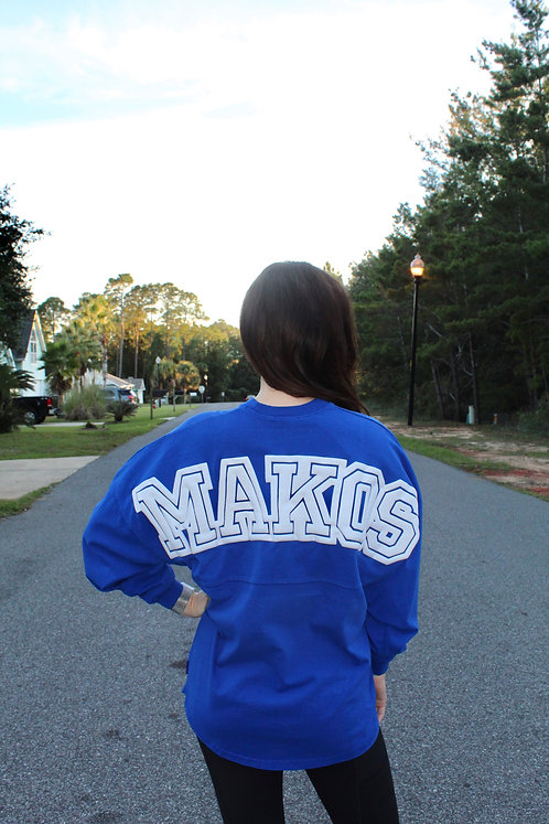 Blue Makos