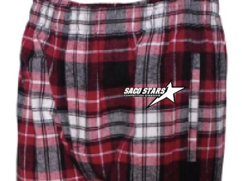 Flannel Plaid Pants