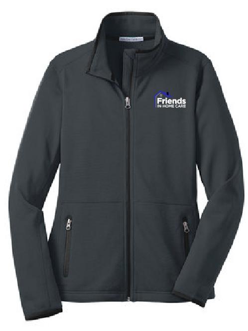Port Authority® Pique Fleece Jacket