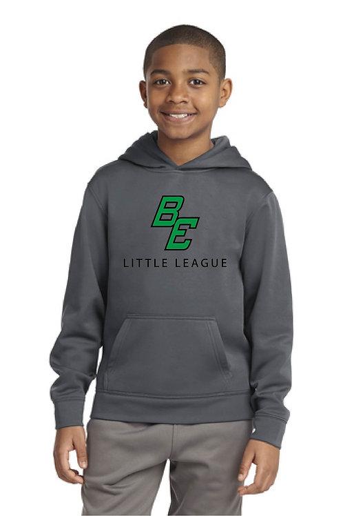 Sport-Tek® Sport-Wick® Performance Material Fleece Hooded Pullover
