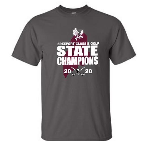 Freeport Golf  T-shirt