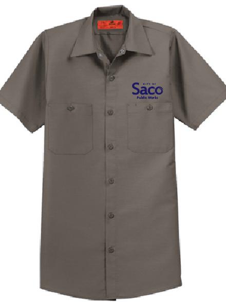 Industrial Work Shirt