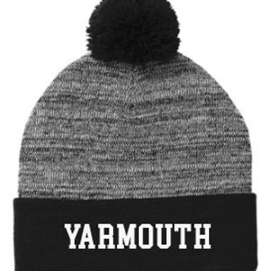 Yarmouth Pom Beanie
