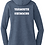 Thumbnail: Hooded Long Sleeve T-shirt