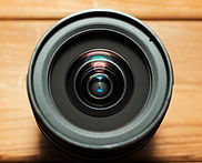 Camera Lens top down olymus 14-40 2.8 Videgraphy lens