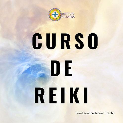 Reiki - Curso