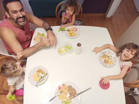 Educação alimentar: Quando começa? Onde começa?