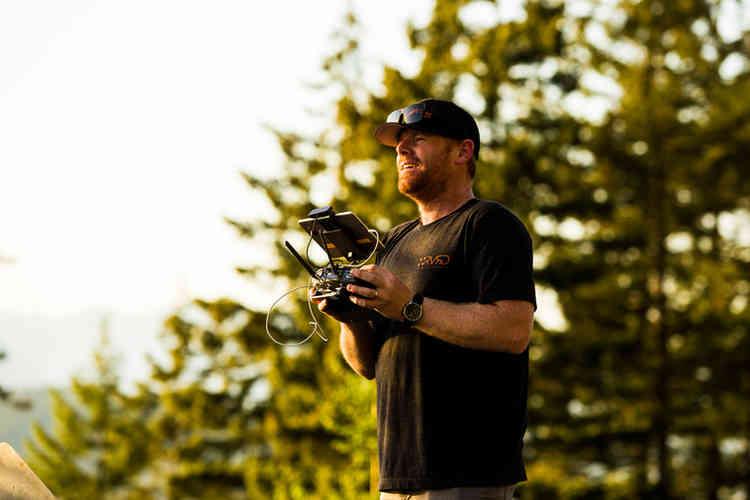 Jeff Patterson Drone Pilot