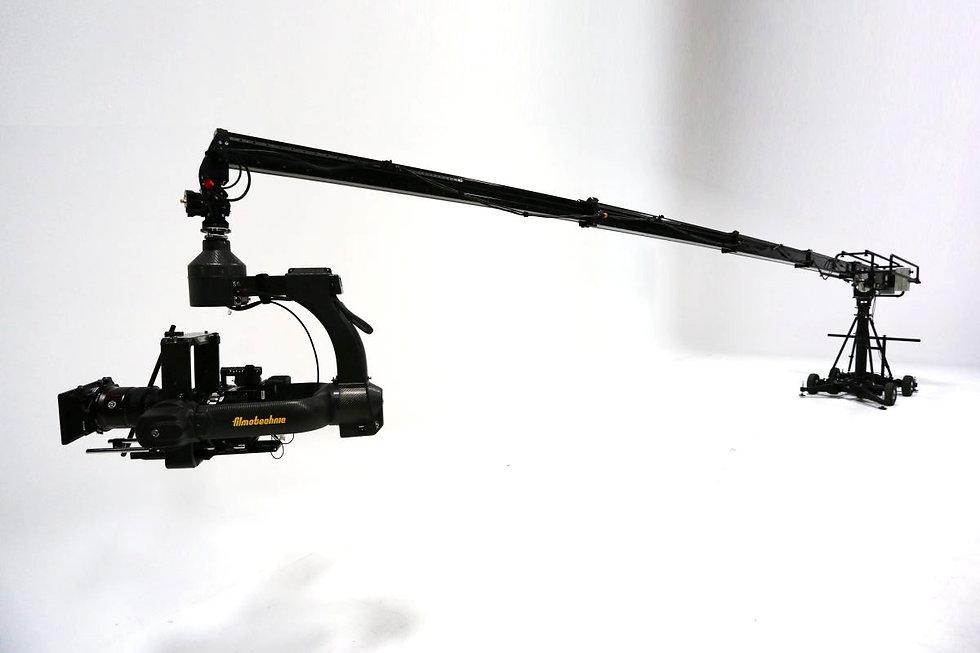 Filmotechnic F27 Telescopic camera crane