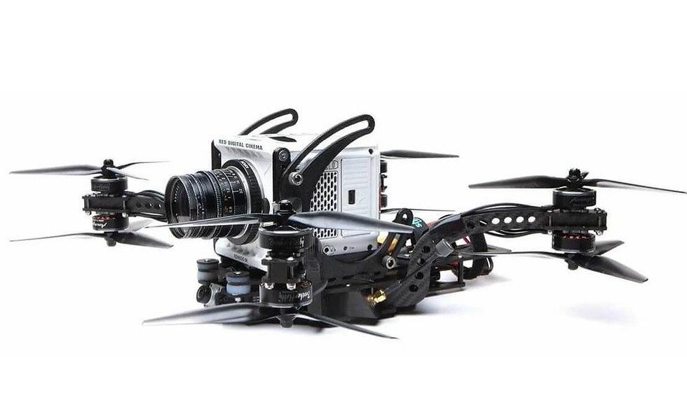 FPV Drones, RED Komodo FPV