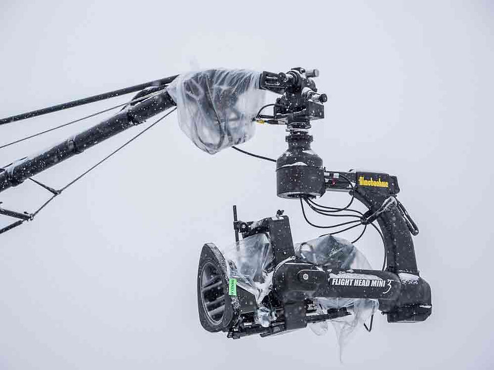 Filmotechnic Flight Head Mini 3