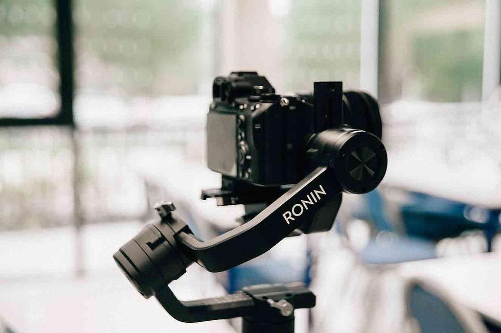 DJI Ronin S gimbal rental Vancouver
