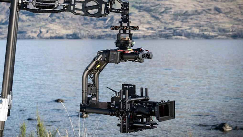 Movi XL gimbal rental