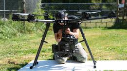 Rapture HEX Drone BTS