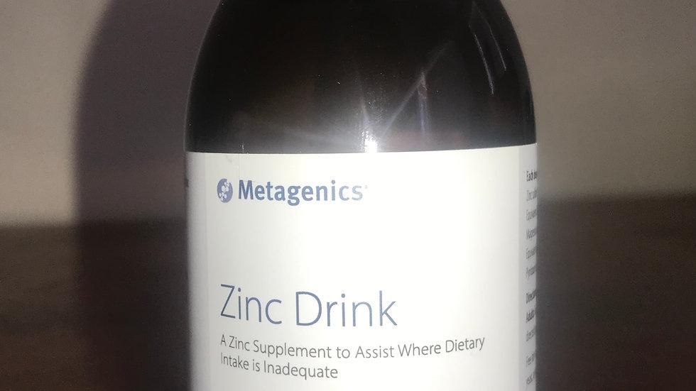Zinc Drink (zinc sulfate)