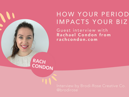 How your period impacts your biz
