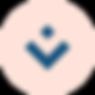 Connect_Pilates_Studio_submark-pink-navy