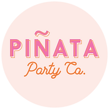 Pinata Party Co_logo-Circle-Pink-Orange.