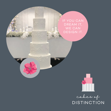 Cakes of Distinction
