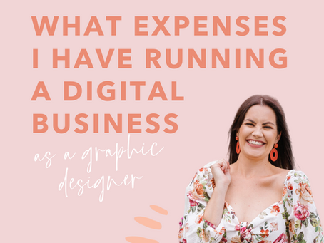What expenses I have running a digital business
