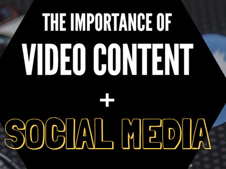 Does a Social Media Strategy Need Video Content?