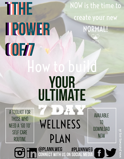 The Power of 7 Ultimate Wellness Guide