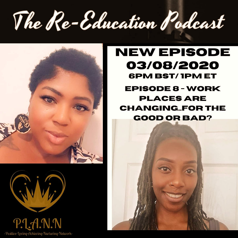 Reeducation podcast