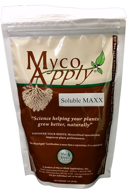 MycoApply Soluble Maxx 1 lb or 10 lb case