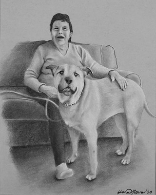 Mom + Dori