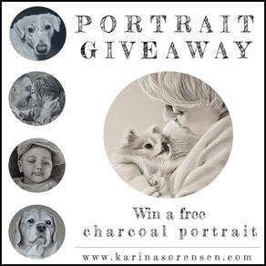 Portrait Giveaway!