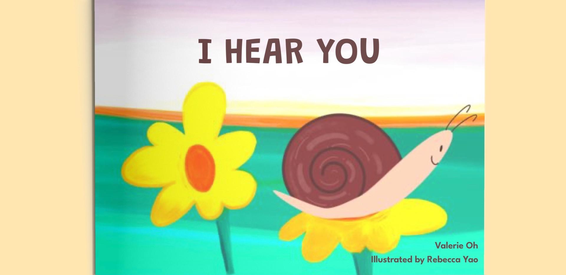 I Hear You cover