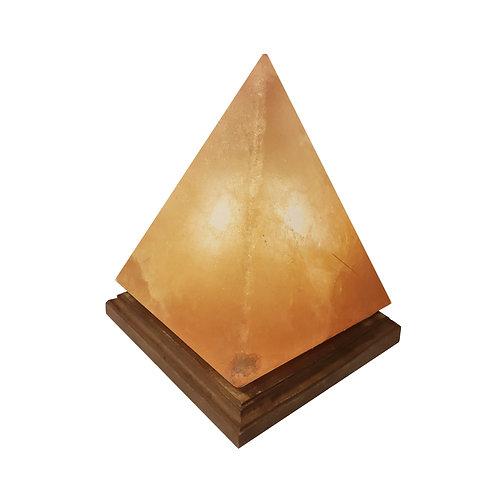 Himalayan Pyramid Shape Salt Lamp