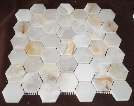 White Onyx Mosaic Tiles 08 Jpg