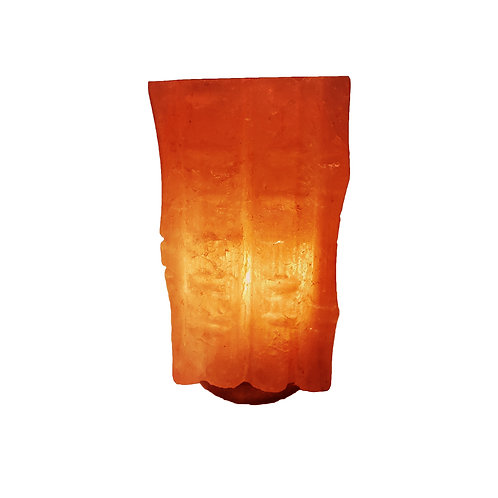 Bamboo Shape Salt Lamp